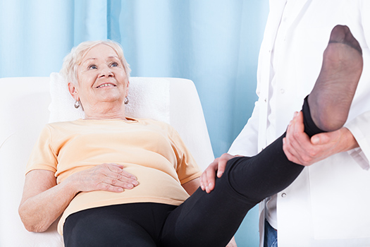 Ways Aging Adults Can Strengthen Their Legs in Lincoln, CA