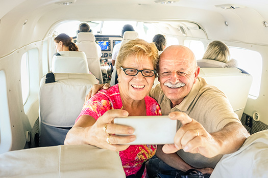 How Elders Can Stay Safe While Flying