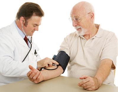 How to Control Blood Pressure in Old Age