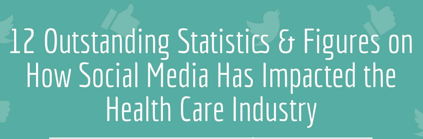 12 Outstanding Statistics & Figures on How Social Media Has Impacted the Health Care Industry