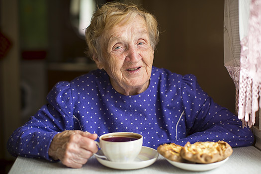 Winter Meals for Seniors