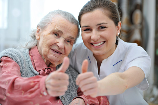 How to Stay Positive as a Caregiver