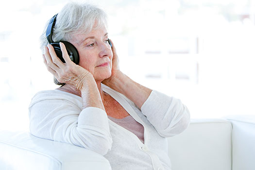 How Can Music Boost Wellbeing in Aging Adults? in Lincoln, CA