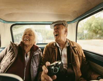 Safety Measures for Older Adults Who Use Uber in Lincoln, CA