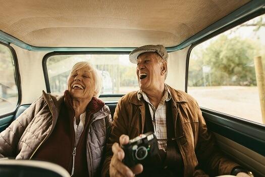 Safety Use Uber For Seniors