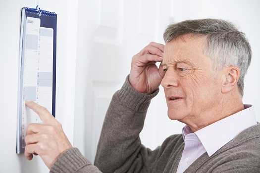 Age-Related Cognitive Decline Symptoms