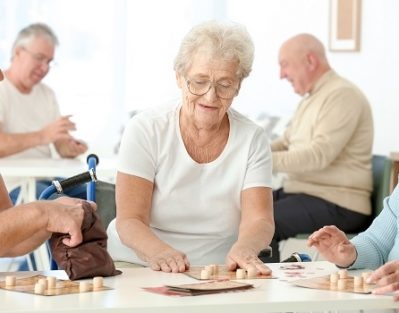 Enjoyable Games Your Elderly Loved One Can Play While Sitting in Lincoln, CA