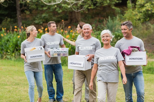 Why Seniors Should Give Volunteering a Try in Lincoln, CA