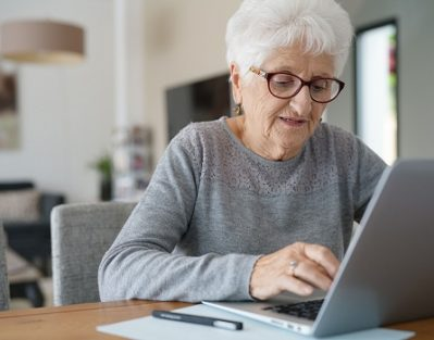 Advantages of Web Surfing for Seniors in Lincoln, CA