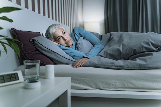 Natural Cures for Elderly Insomnia in Lincoln, CA