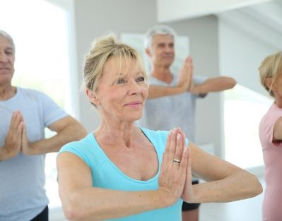 Benefits of Yoga for Aging Adults in Lincoln, CA