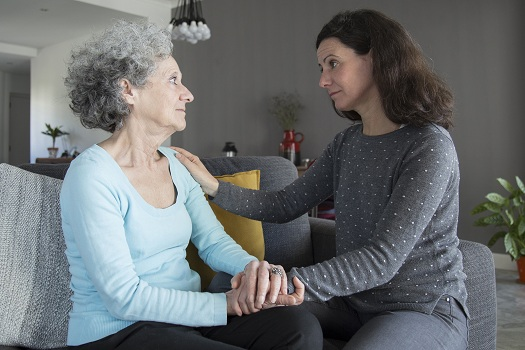 How to Talk to your Elderly Loved One about In-Home Care in Lincoln, CA