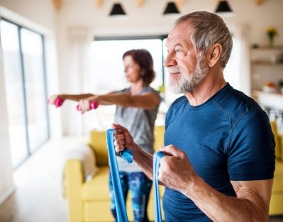 Exercising with Parkinson's Disease in Lincoln, CA
